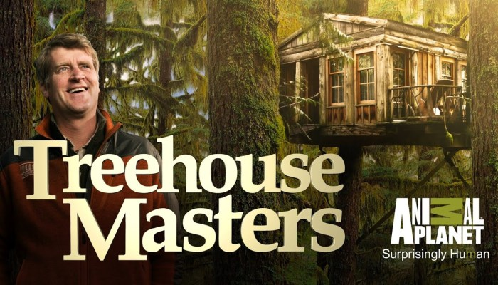 Treehouse Masters Cancelled Or Renewed For Season 4?