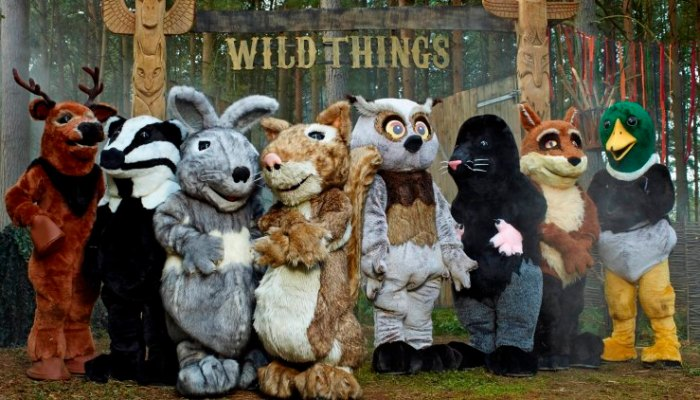 wild things renewed