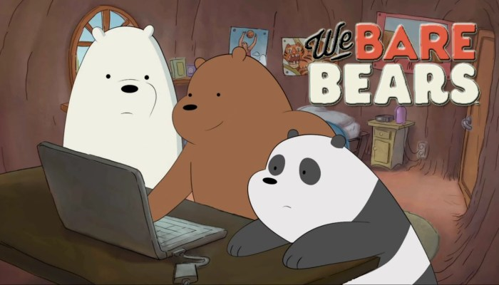We Bare Bears renewed cancelled