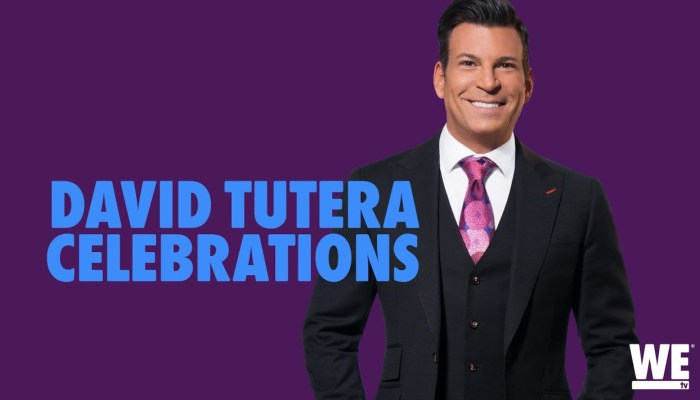 David Tutera's CELEBrations renewed cancelled
