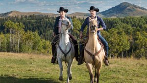 property brothers at home on the ranch cancelled or renewed