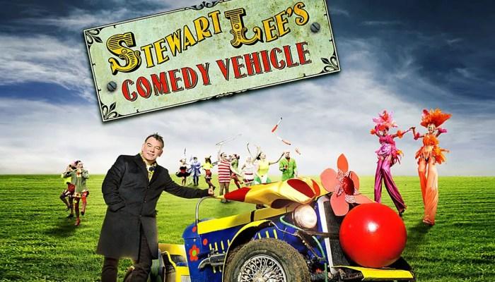 Stewart Lee's Comedy Vehicle renewal