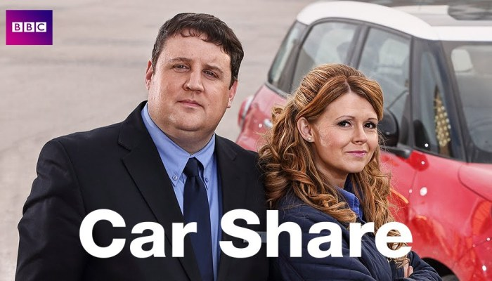 Peter Kay's Car Share cancelled or renewed