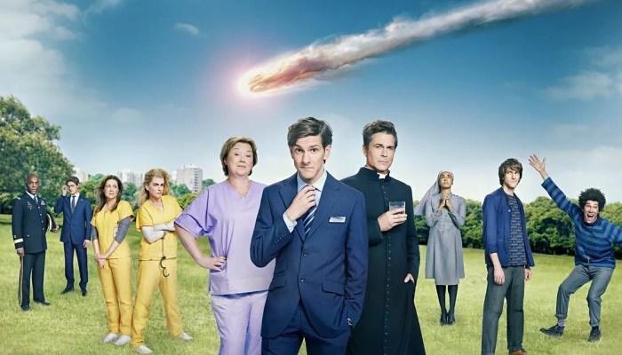 You, Me and the Apocalypse season 2 renewal?