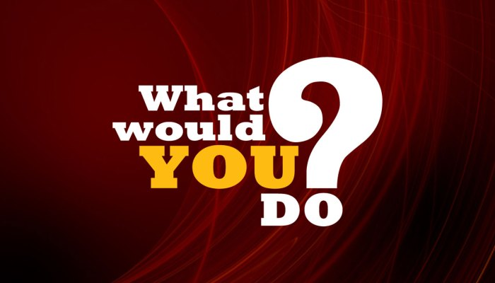Is There What Would You Do Season 12? Cancelled Or Renewed?