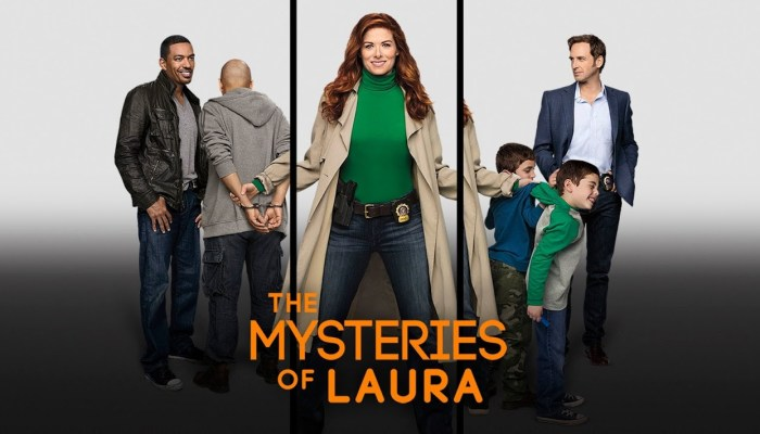 Mysteries of Laura cancelled or renewed season 3