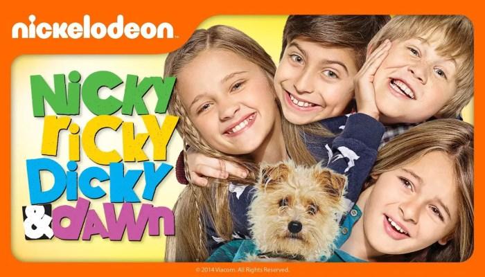 Nicky, Ricky, Dicky & Dawn renewed
