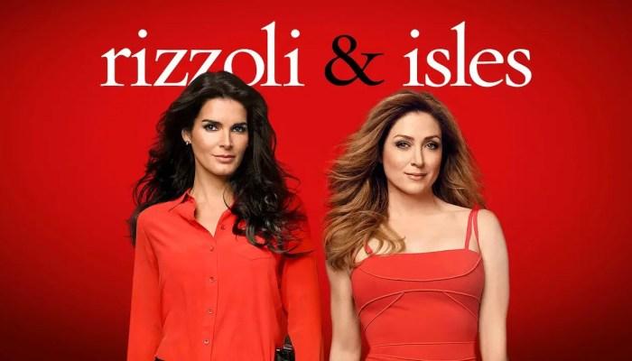 rizzoli & isles cancelled no season 8