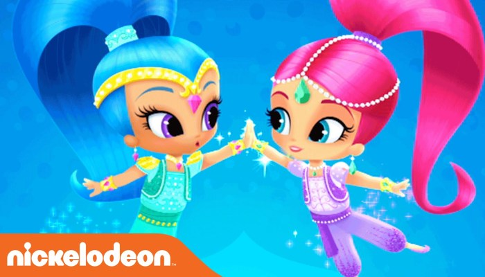 Shimmer and Shine cancelled or renewed