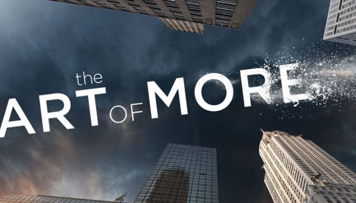 the art of more cancelled or renewed