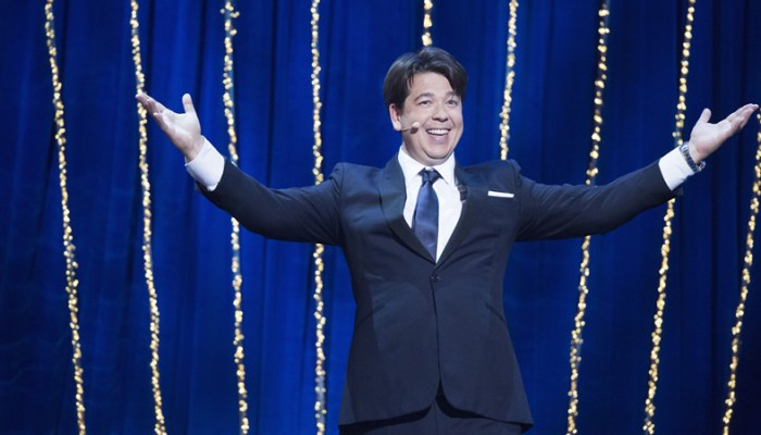 Michael McIntyre's Big Show renewed for series 5