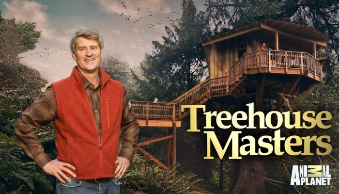 Is There Treehouse Masters Season 7? Cancelled Or Renewed?