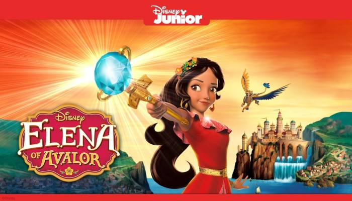 Elena Of Avalor Cancelled