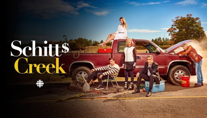 Schitt's Creek Cancelled Or Renewed For Season 4?