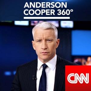 Anderson Cooper 360 Renewed