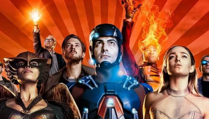 Legends of Tomorrow Season 3 Renewal