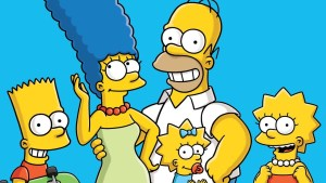 the simpsons ending?