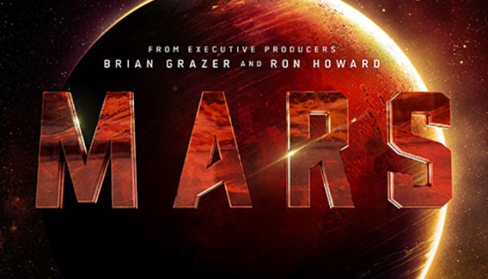 Mars TV Series Cancelled Or Renewed For Season 2?