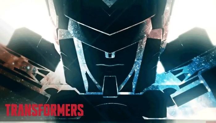 Transformers Prime Wars Trilogy