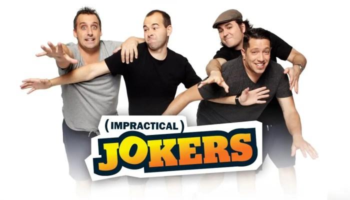 Impractical Jokers TruTV renewed