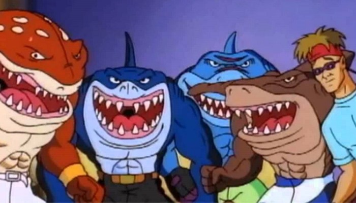 Street Sharks Reboot