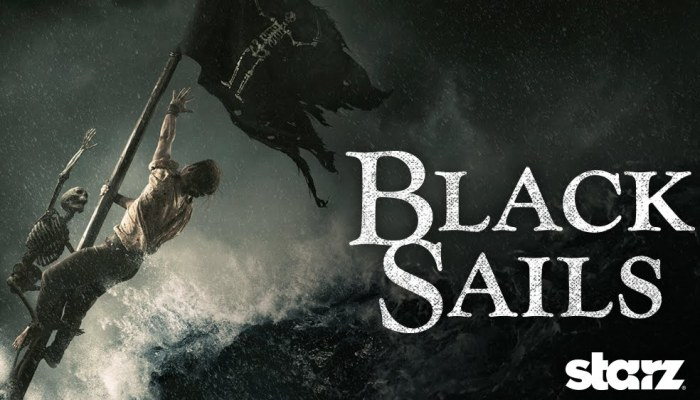 Black Sails Season 4 spinoff