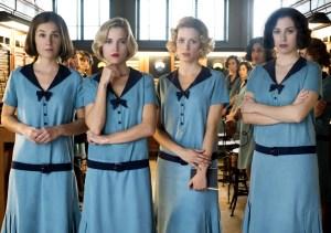 Cable Girls Season 2 & 3 Renewal Netflix