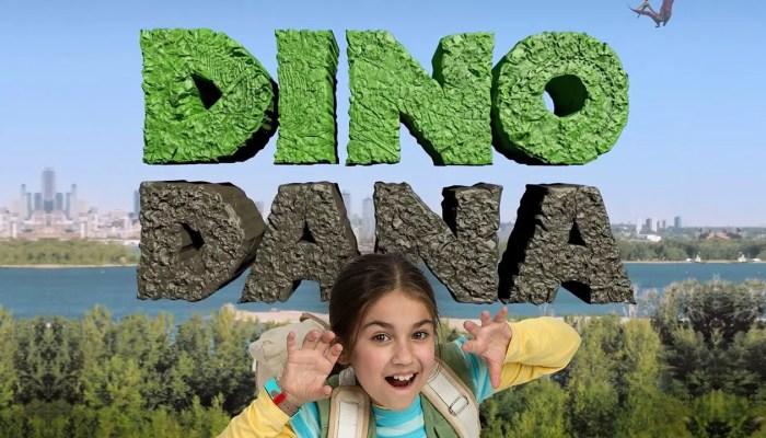 Dino Dana Season 2 Renewed Amazon Prime Video