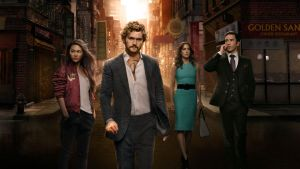 Iron Fist Season 3 Netflix
