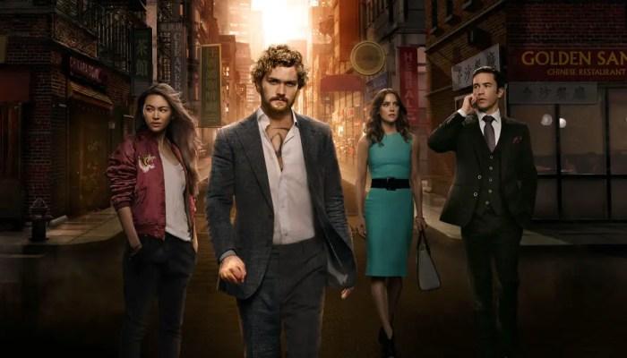 Iron Fist Season 3 Netflix