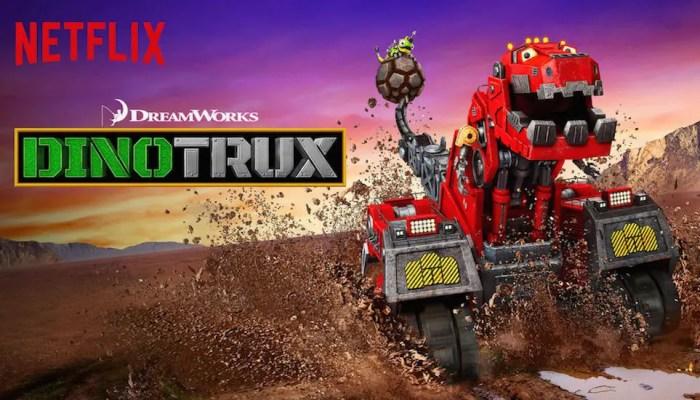 Dinotrux Season 6 On Netflix: Cancelled or Renewed? (Release Date)