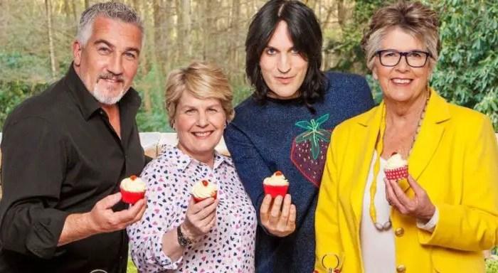 Great British Bake Off Series 8