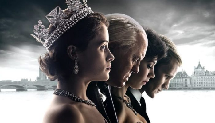 The Crown Season 4, 5 & 6 Netflix