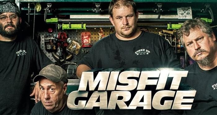Misfit Garage Season 6 On Velocity? Cancelled or Renewed Status (Release Date)