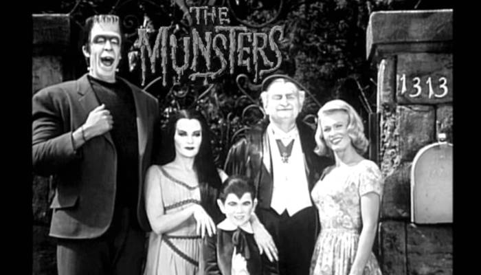 The Munsters Revived