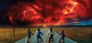 Stranger Things Season 4 - Netflix