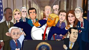 Our Cartoon President Renewed For SEason 2