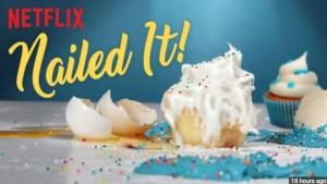 Nailed It! Netflix TV Show Status