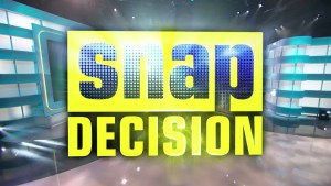 Snap Decision TV Show Renewed GSN