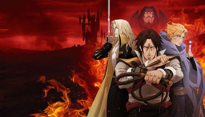 Castlevania Renewed For Season 4