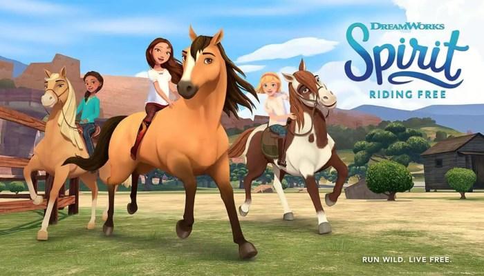 Spirit Riding Free Season 7