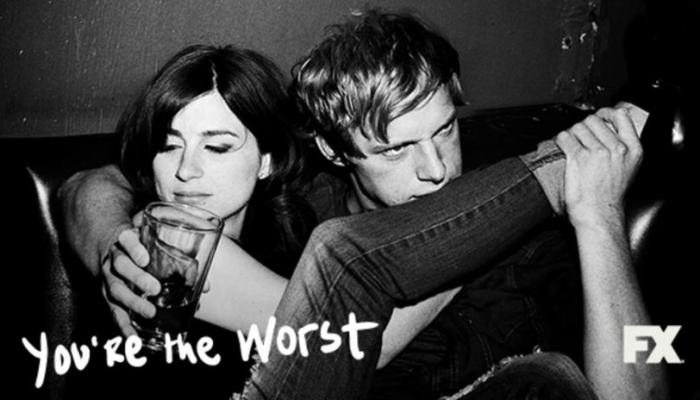 you're the worst trailer
