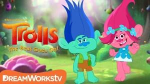 Trolls the beat goes on renewed for season 5