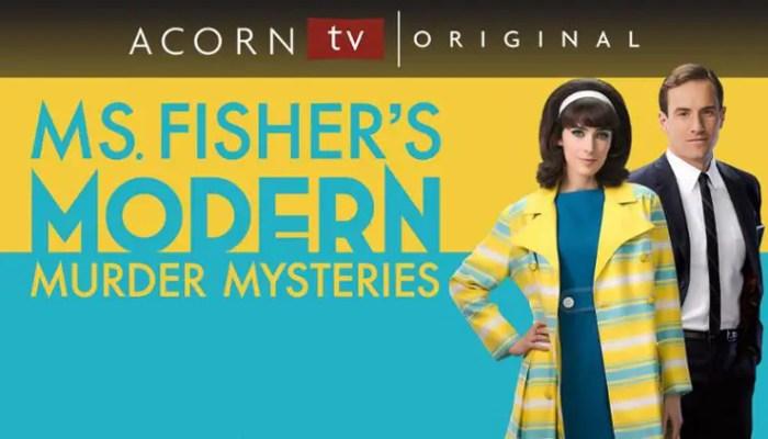 Ms. Fisher's Modern Murder Mysteries renewed for season 2