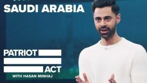 Patriot Act with Hasan Minhaj Cancelled