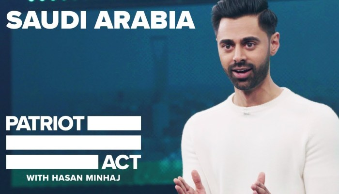 Patriot Act with Hasan Minhaj Renewed For Season 3