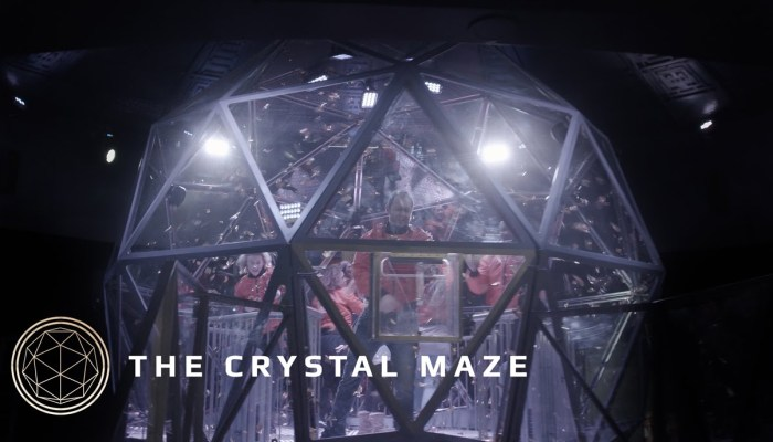 the crystal maze renewed