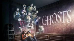 Ghosts Renewed For Season 2