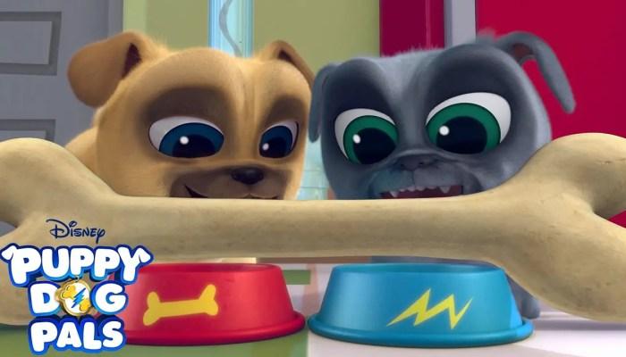 Disney Junior S Puppy Dog Pals Cancelled No Season 4 Exclusive Renewcanceltv