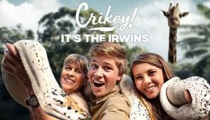 crikey-its-the-irwins season 3 premiere date